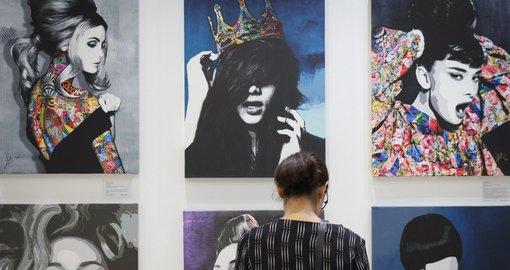 World Art Dubai will return in October 2020