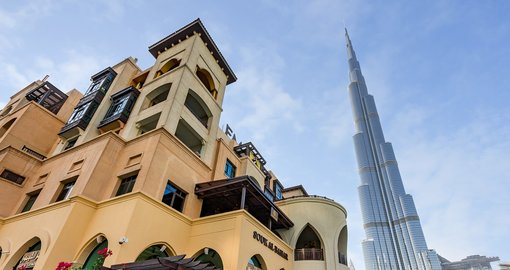 The best restaurants and chefs to be featured at Time Out Market Dubai