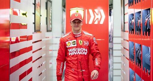 Michael Schumacher's son will join Formula 1 in 2021