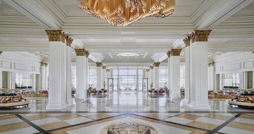 Palazzo Versace Hotel: Digital Detox review