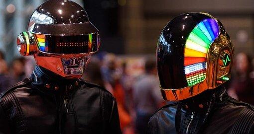 Daft Punk just released a secret 'Tron' album