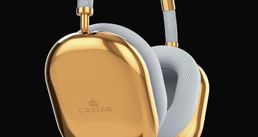 Apple modders Caviar unveil US$108,000 headphones