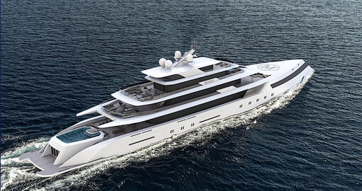 This superyacht was part-designed by an Instagram star