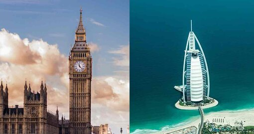 Dubai to London is the world's busiest travel route of 2021