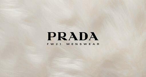 Watch Raf Simons' first Prada Menswear collection show here