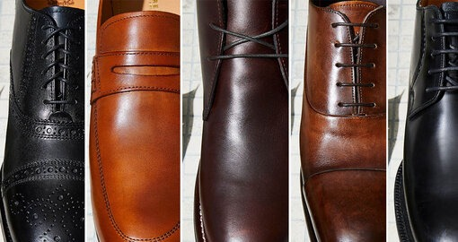 5 dress shoes that every man needs in 2021