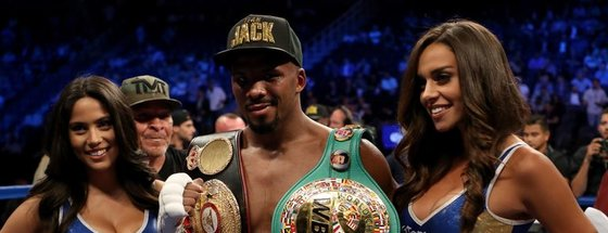 Badou Jack to donate fight proceeds to charity