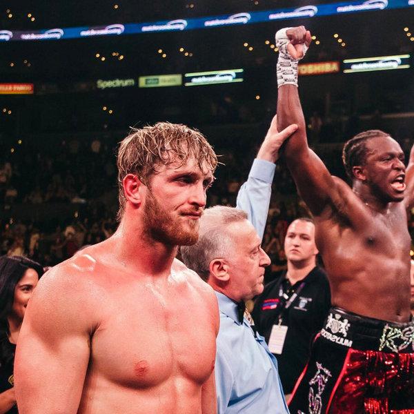 Logan Paul Congratulates Ksi After Losing Boxing Rematch: KSI Beat YouTube Rival Logan Paul In Boxing Rematch