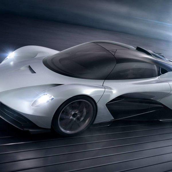 Tracking Down James Bond's New Hyper-car The Aston Martin