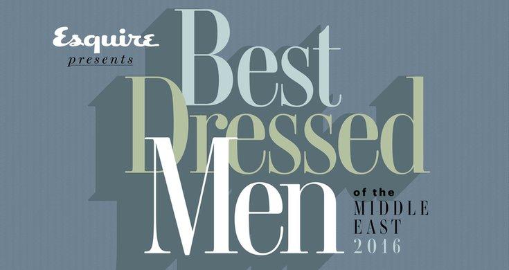Esquire's Best Dressed Men 2016