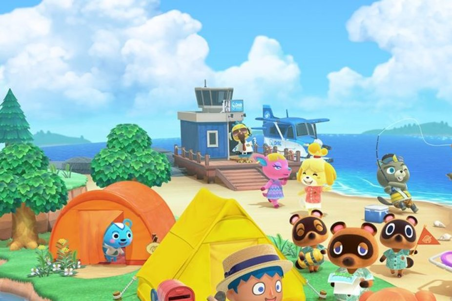 Animal Crossing New Horizons Is A Happy Place To Self Isolate In