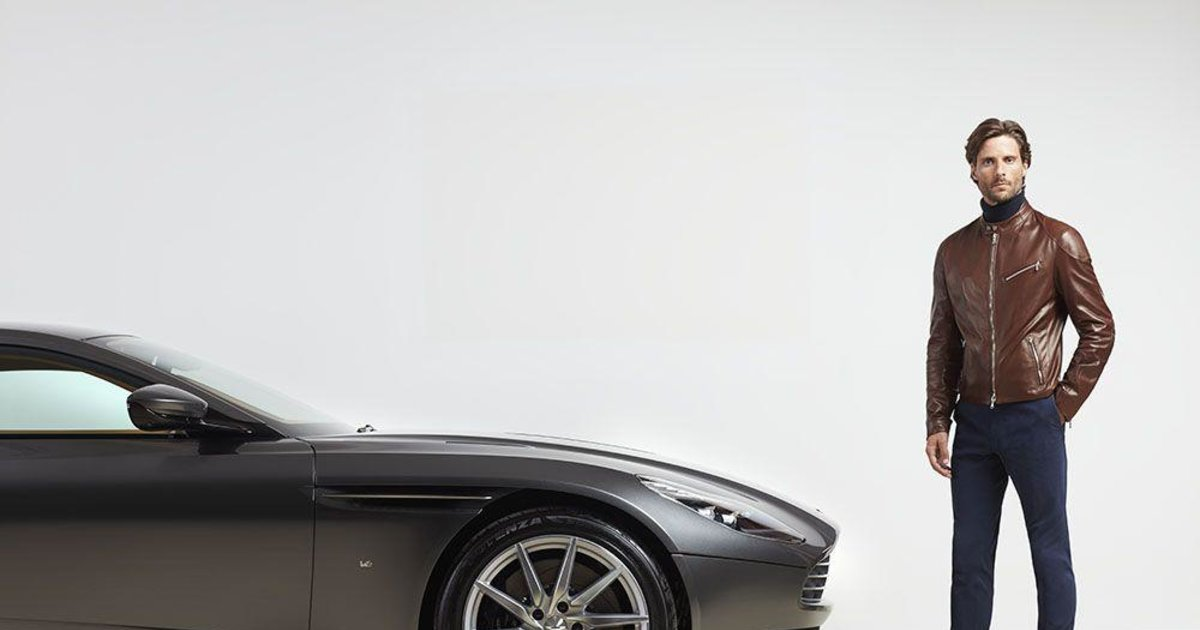 Hackett X Aston Martin A W 2016 Collection Esquire Middle East