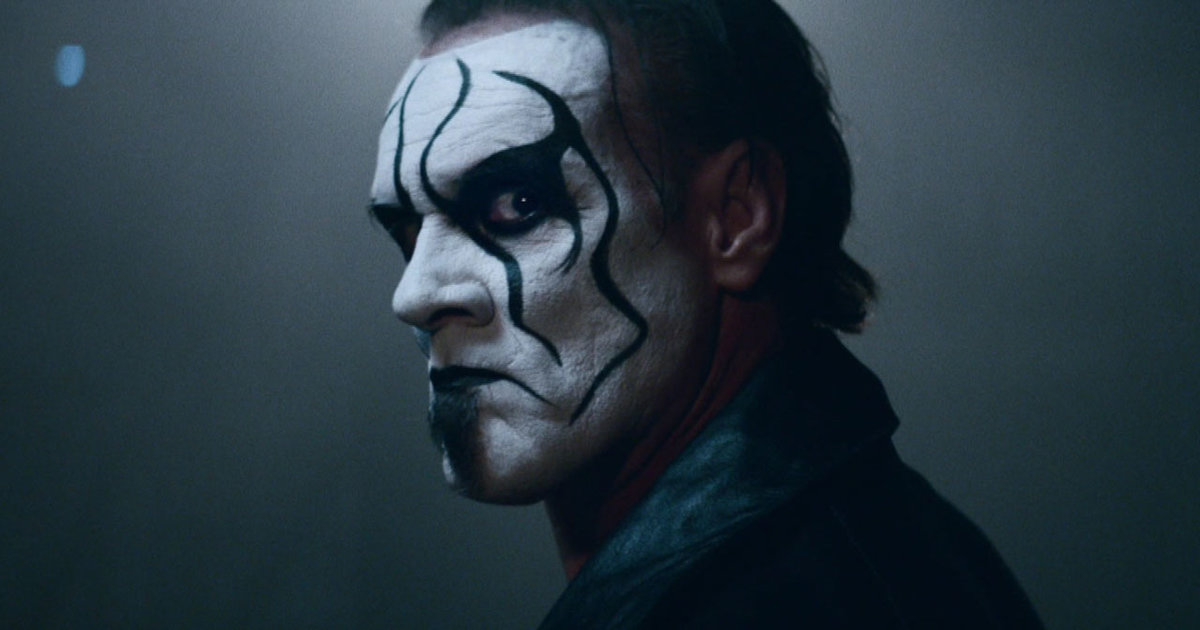 Halloween Tips From Wwe Icon Sting Esquire Middle East