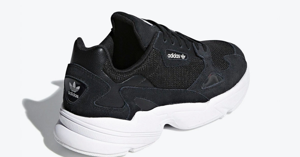 The Adidas Falcon proves 'ugly sneakers