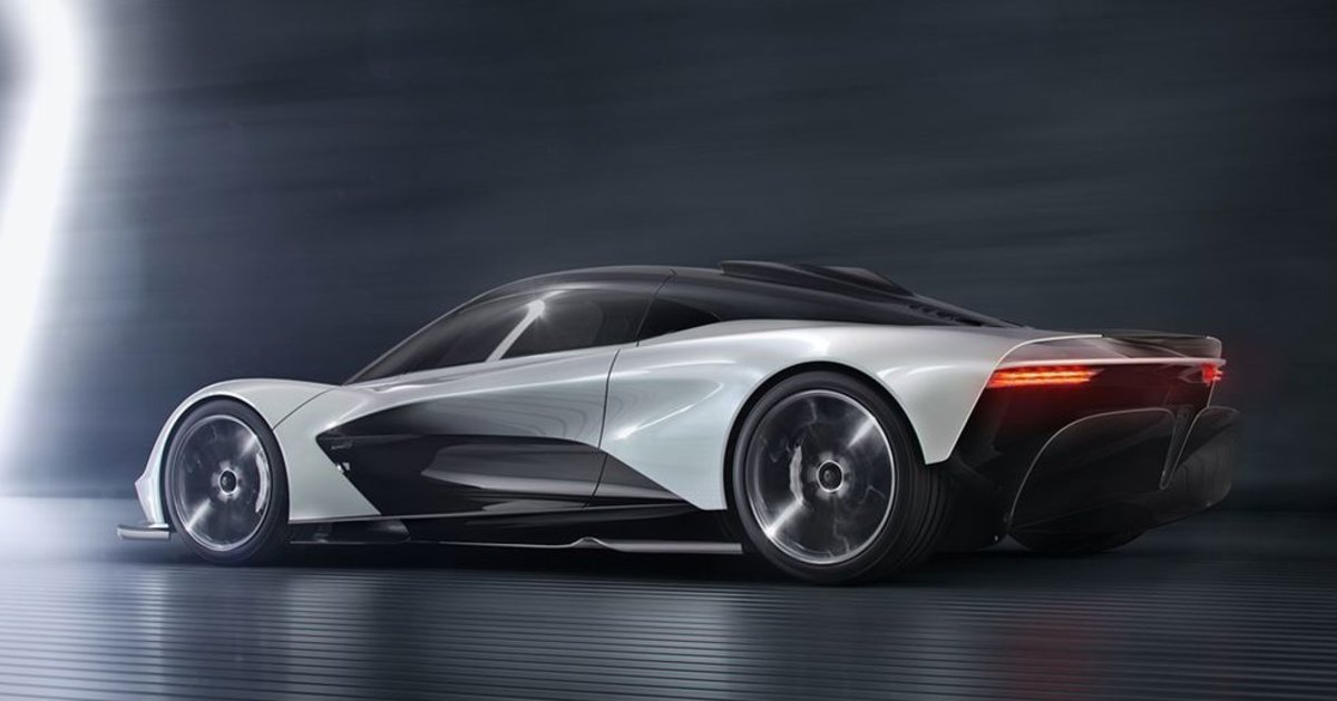 James Bond S New Aston Martin Will Be The Valhalla Supercar Esquire Middle East