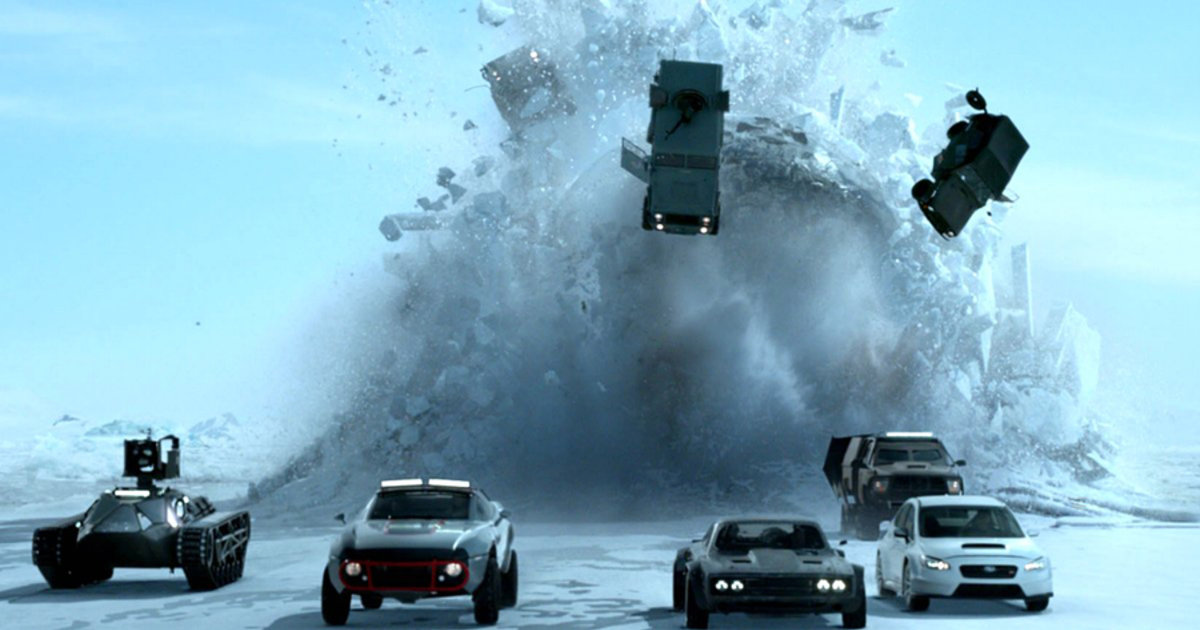 A List Of The Most Crazy Stunts In The Fast And Furious Movies Esquire Middle East