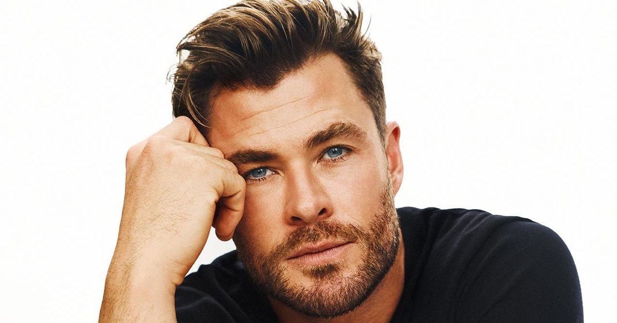 Chris Hemsworth is Boss's first global brand ambassador