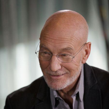Jean-Luc Picard, Patrick Stewart, Star Trek: The Next Generation
