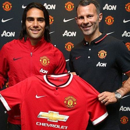 Deadline day, Falcao, Football, Manchester united, Real madrid, Record transfer, Transfer day