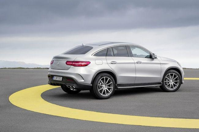Coupe, GLE 63 Coupe, Mercedes, Mercedes Benz