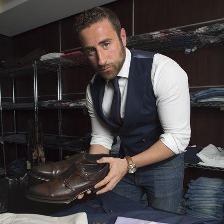 Men's personal styling, Menswear, Mr Draper, Mr Draper UAE, PErsonal Shopping