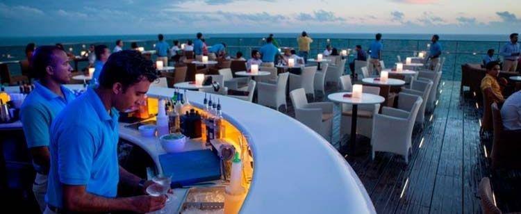 Bar, Hilton Dubai, JBR, Pure Sky Lounge, Sky Lounge