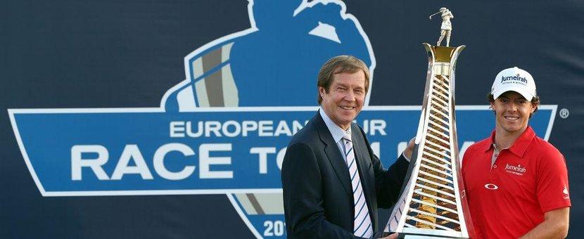 European Tour, Jumeirah Golf Estates, Race to Dubai, Rory mcilroy