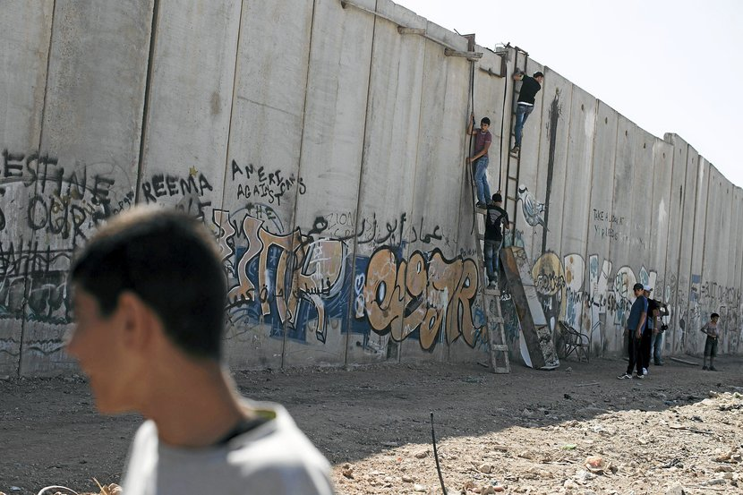 Palestine, UAE