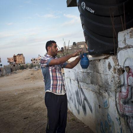 Gaza, Gaza strip