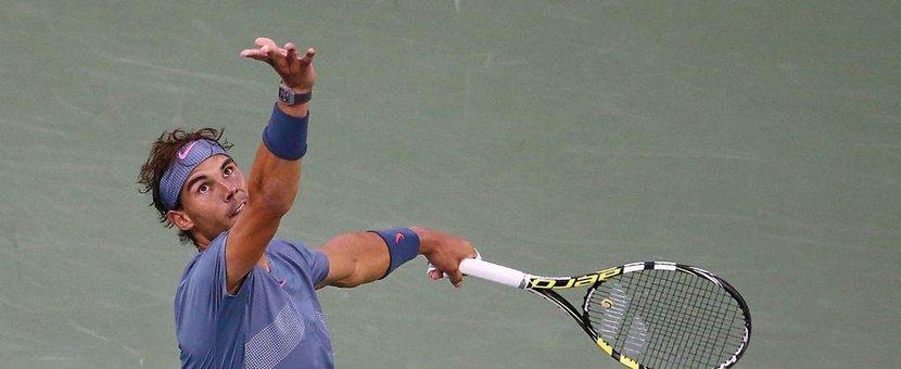 Federer, Nadal, Tennis, US Open