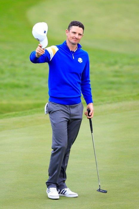 Golf, Justin Rose, Rose wins, Ryder Cup, Team Europe