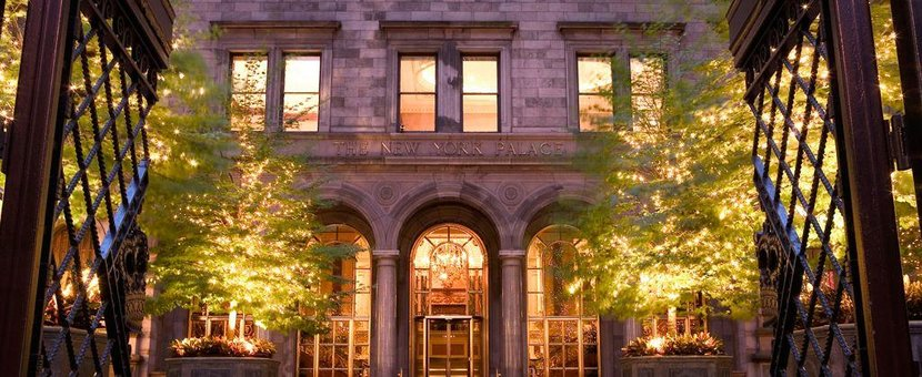 Best hotels in New York, Hotels in New York, New York Palace Hotel, Places to stay