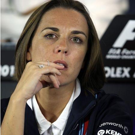 Claire williams, F1, Formula One, Williams racing