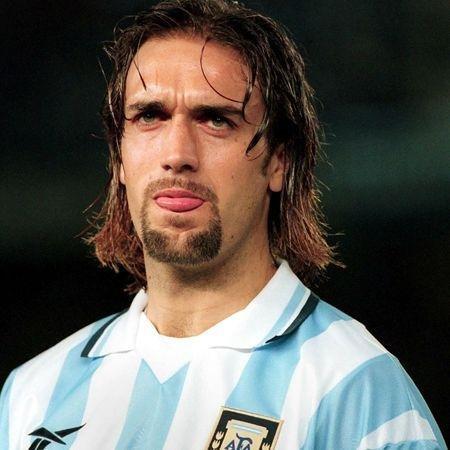 Argentina football, Football legends, Gabriel batistua, Gabriel Batistuta interview