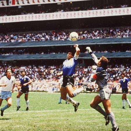 Argentina, England, Football, Maradona, On this day, World Cup