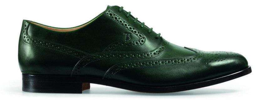 Brogues, Foot style, Men's shoes, Tod's