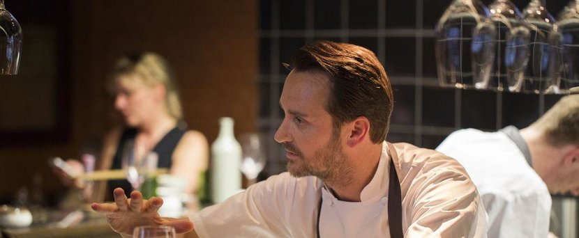 Chef, Dubai Marina, Intercontinental Marina, Jason Atherton, Marina Social, Restaurants
