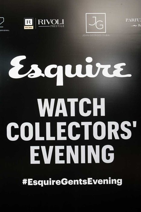 Esquire gentlemen's evening, Event, Rivoli, Timepieces, Watches