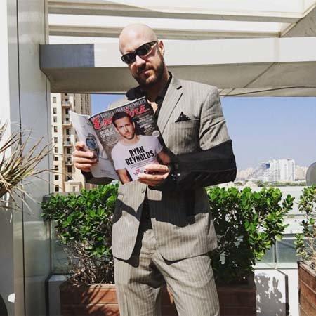 Cesaro, Dubai, Wrestlemania, Wrestling, WWE