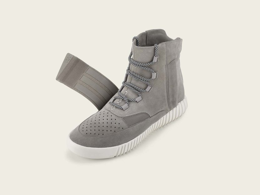 Adidas, Collaboration, High tops, Kanye West, Sneakers, Trainers, Yeezy