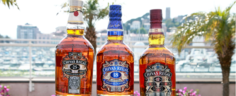 Cannes, Chivas Regal, Max Warren