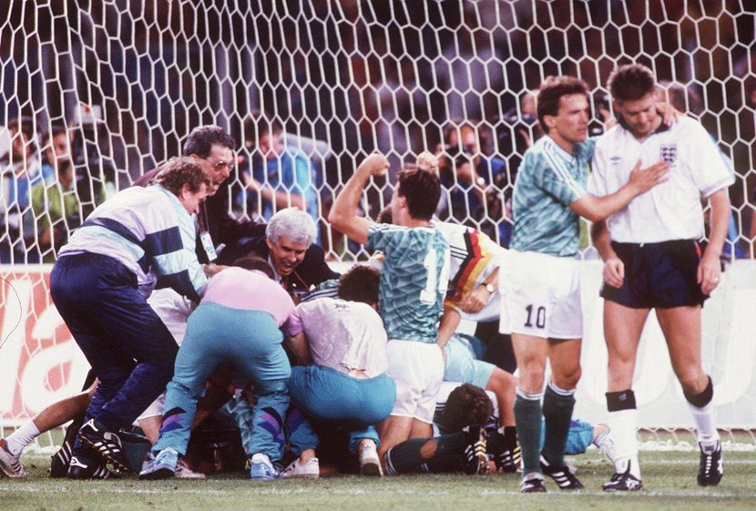 England, Football, Germany, Penalty, Semi-final, Shootout, World Cup