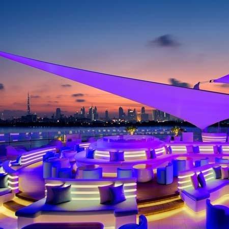 Casa de Tapas, Cielo, Dubai Golf and Yacht Club, Park Hyatt Hotel