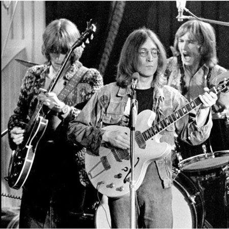 Eric Clapton, Music, The Beatles