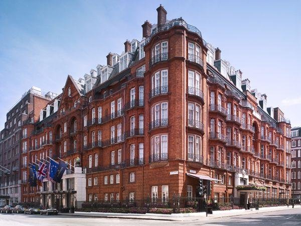 Claridge's, Hotel, London, London hotel, Luxury