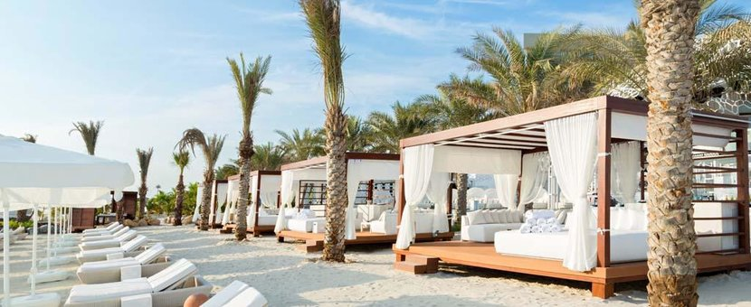 Brunch reviews, Dubai, Eden, Review, Rixos, The Garden of Eden brunch