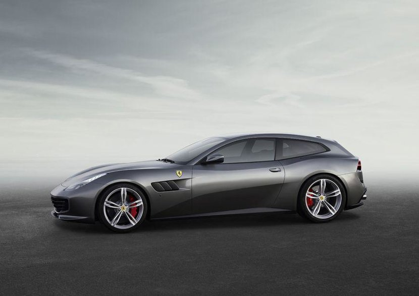 Car, Ferrari, GTC4 Lusso, Motoring, New car, Review