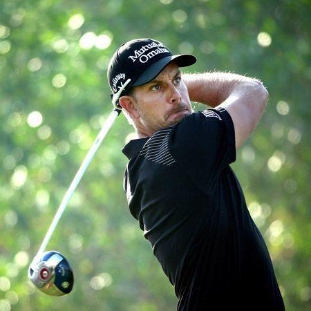 Abu dhabi, Golf, Henrik Stenson, Interview
