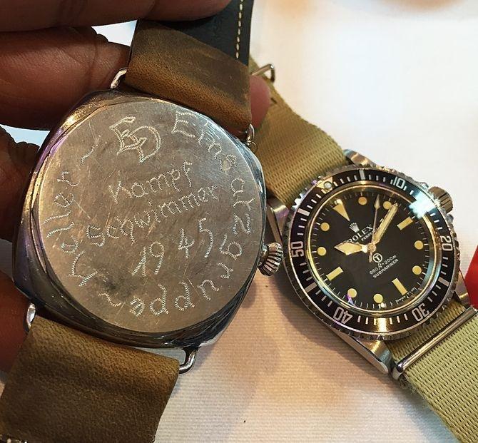 Panerai, Rolex, Tariq Malik, Timepieces, Watches