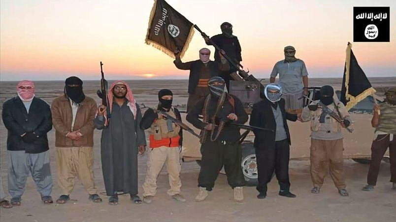 George HW Bush, Iran, Iraq, ISIS, ISIS Terrorist, Middle East, Politics, Saddam Hussein, United Nations